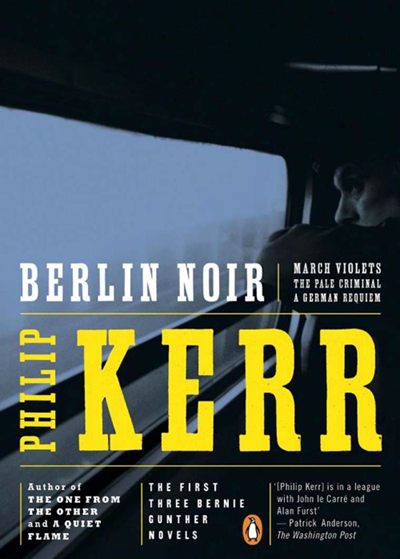 Berlin Noir Book Cover